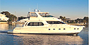 56 foot Carver Yacht