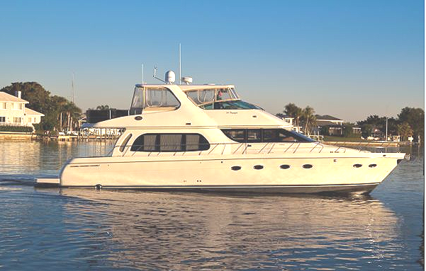 56 foot Carver Yacht for rent